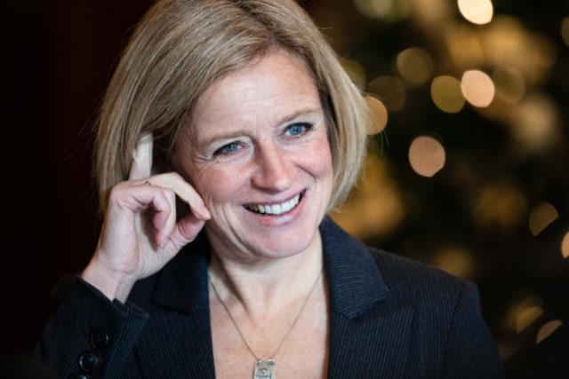 Un mensaje de Navidad de la Premier Notley