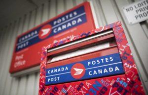 Canada Post podría arruinar la navidad de los viajeros