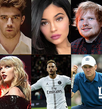Top 10: Los famosos menores de 30, que han ganados más dinero este 2018