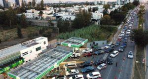¡Sin gasolina!: México enfrenta escasez de combustible