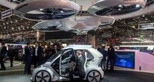 Automóviles voladores podrían comercializarse en Japón en 2023