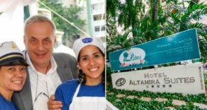 Cónsul de Grecia en Venezuela es hallado muerto en un hotel