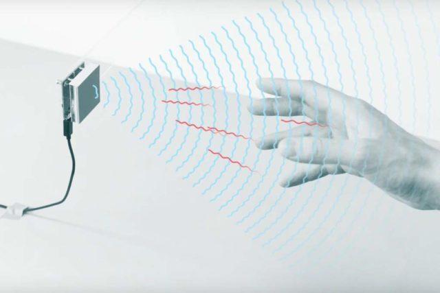 ¿Adiós a las pantallas táctiles? Google ha diseñado un sensor de movimiento por radar