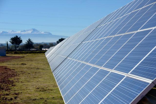 Compañía propone construir una granja solar masiva en el sureste de Calgary