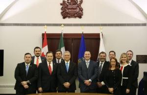 Expandiendo nuestras relaciones tecnológicas con México
