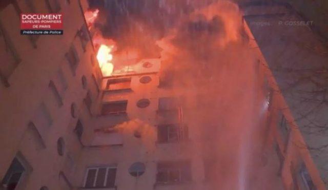 Voraz incendio en París deja 10 muertos