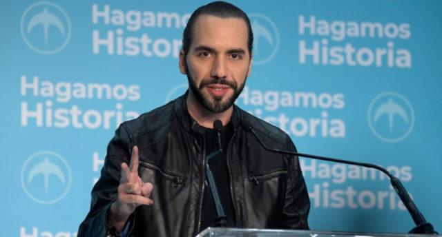 El Salvador tiene nuevo presidente: Nayib Bukele