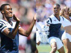 El Super Bowl 2019 incluirá porristas masculinos por primera vez