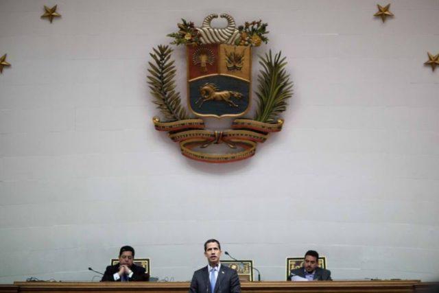 Guaidó solicita declarar estado de alerta en Venezuela a causa del apagón nacional sostenido