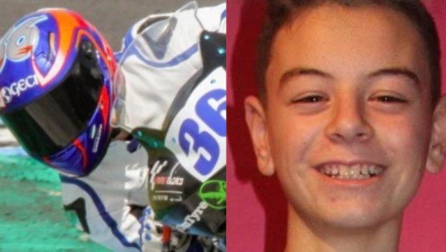 Piloto de 14 años muere luego de que una moto le pasara por encima