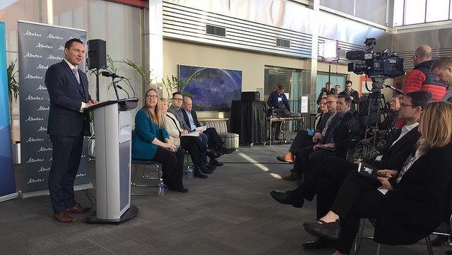 Alberta acelera su apoyo a la alta tecnología