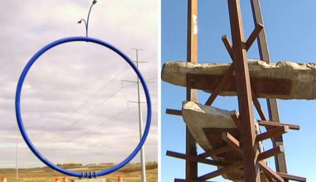 Recomiendan mantener suspendido el programa de arte público de Calgary hasta 2020