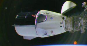 Crew Dragon: La primera misión comercial llega a la Estación Espacial Internacional