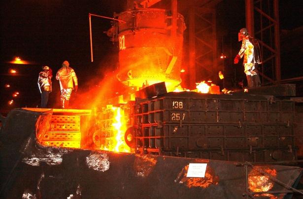 Gobierno Federal anuncia inversión de $ 100 millones para las industrias del acero y el aluminio