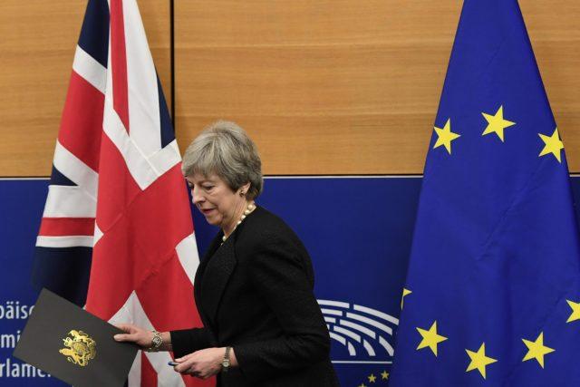 Parlamento británico rechaza nuevamente el acuerdo de Brixit