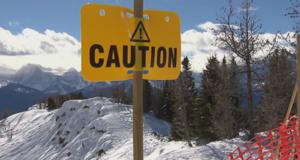 3 personas hospitalizadas después de la avalancha de Kananaskis