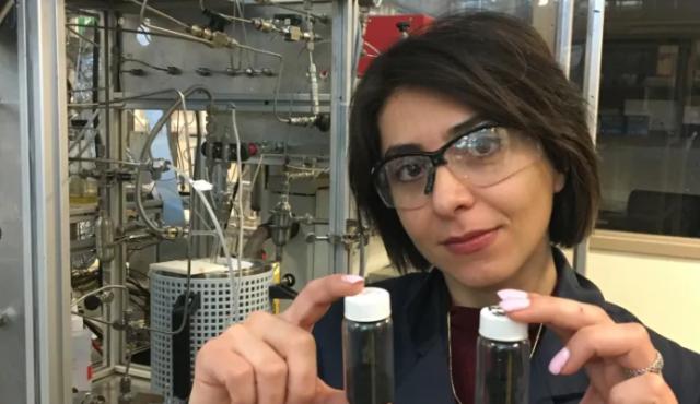 Investigadores de Calgary convierten los gases de efecto invernadero en nanofibras de carbono valiosas