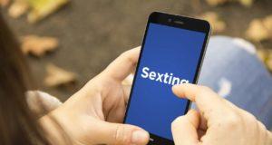 Sexting adolescente está asociado con problemas de salud mental