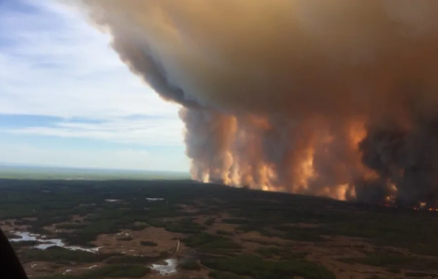 Residentes ya pueden volver a casa: Levantan orden de evacuación en High Level