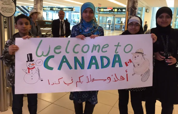 Canadá recibió más refugiados que cualquier otra nación en 2018, según un informe de la ONU