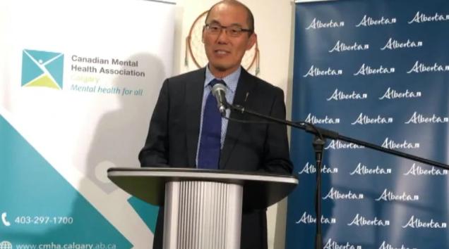 Alberta invierte $ 3 millones para expandir los programas de consejería de salud mental