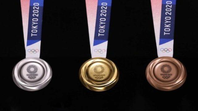 medallas Juegos Olimpicos Tokio 2020