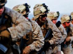 Arrestan a 16 marines de EEUU por tráfico de drogas y personas