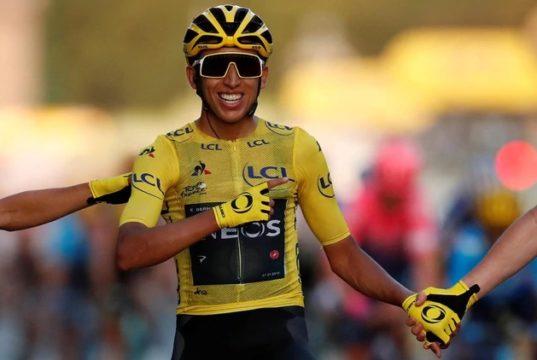 Egan Bernal: El primer ciclista colombiano en conquistar el Tour de Francia