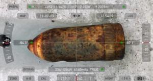 Guía de montaña de Alberta encuentra explosivos sin detonar durante excursión
