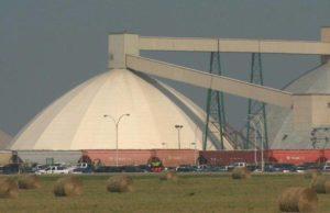 34 trabajadores quedaron atrapados bajo tierra en la mina de potasa de Saskatchewan