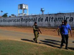 Masacre en una prisión de Brasil deja al menos 57 muertos